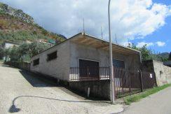 Casa con giardino Roccasecca via S.M. Vecchia