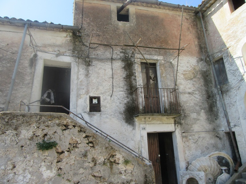 Rustico con giardino Roccasecca via Painniglia