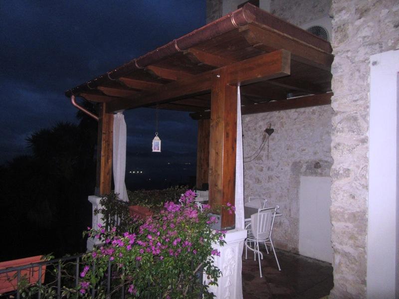 Appartamento con giardino Roccasecca (Caprile)