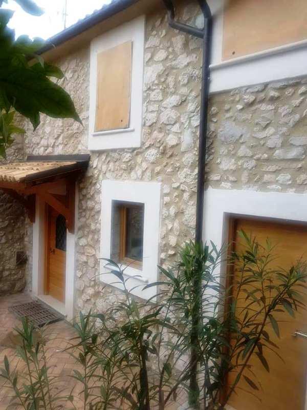 Casa con giardino Roccasecca (Castello)
