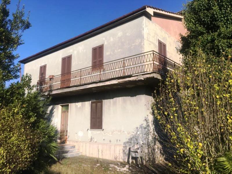 Casa indipendente con terreno Roccasecca via Panniglia III