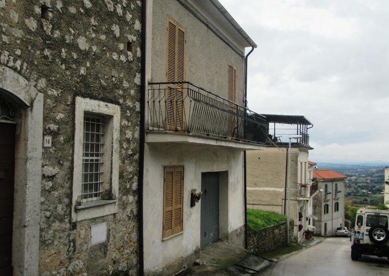 Casa Roccasecca via San Francesco