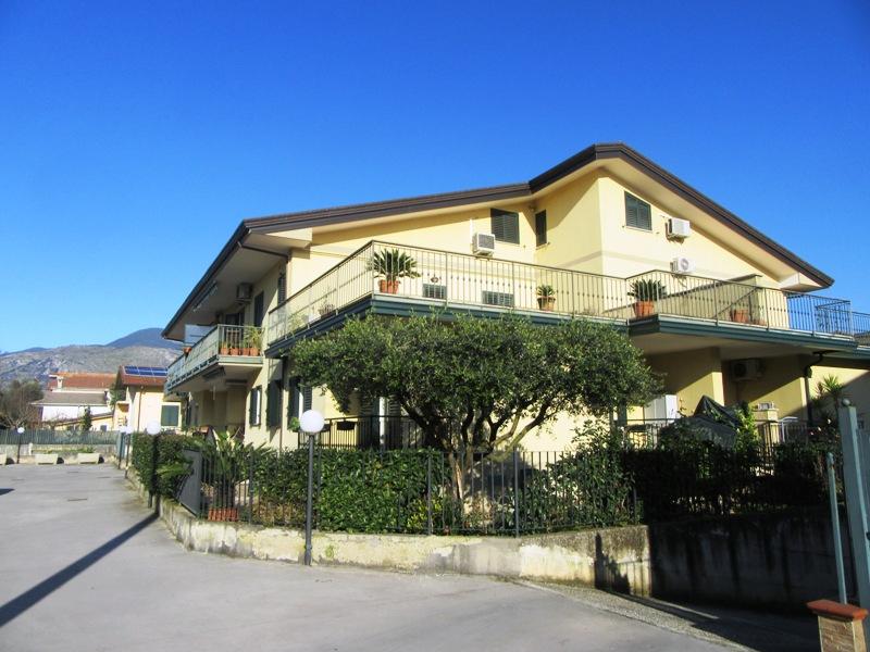 Appartamento con terrazzo Roccasecca via F. Lorini