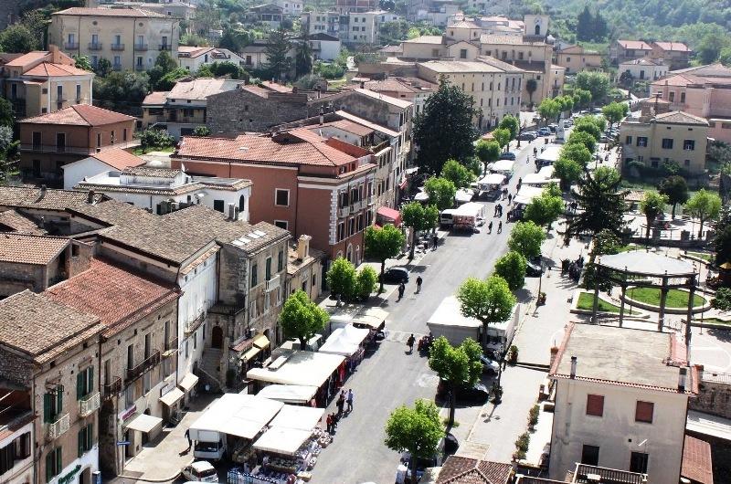 Roccasecca centro