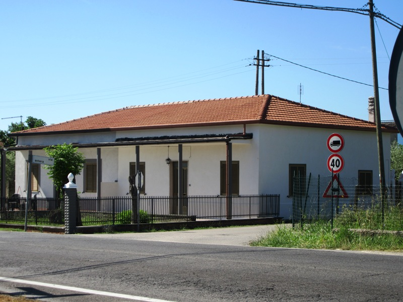 Casa con terreno Roccasecca via Casilina
