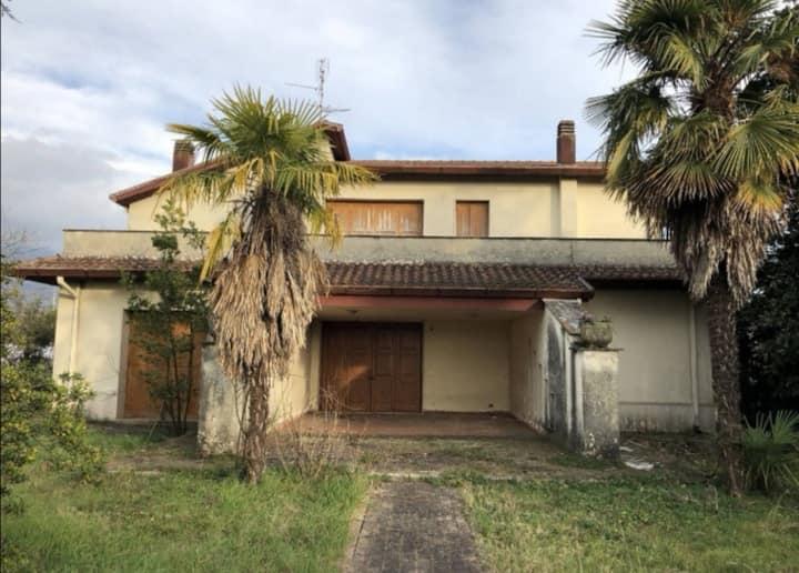 Villa con terreno Roccasecca via Panniglia III