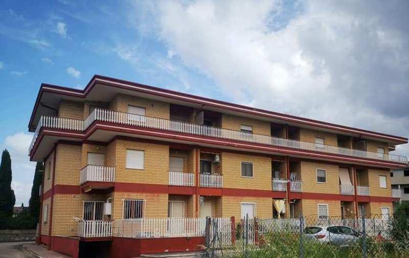 Appartamento con box auto Castrocielo via Casilina