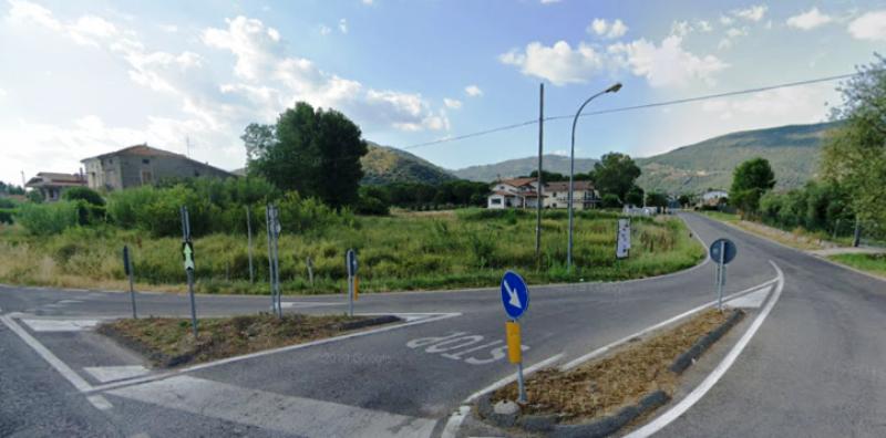 Terreno edificabile Roccasecca via Casilina