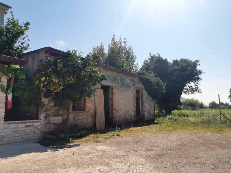 Casaletto con giardino Roccasecca via Piave