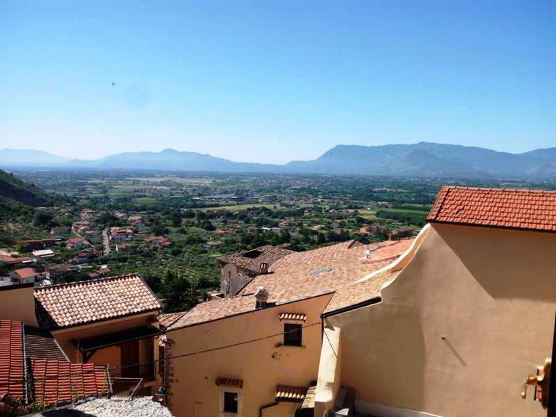 Appartamento con giardino Castrocielo via Mancinelli