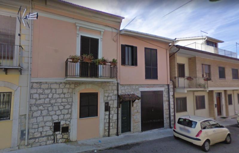 Casa con terrazzo Roccasecca via S.M. Nuova
